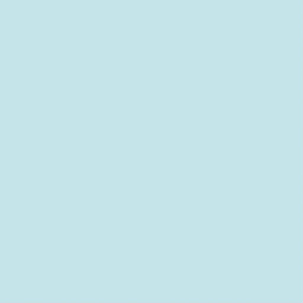 color azul polvo claro